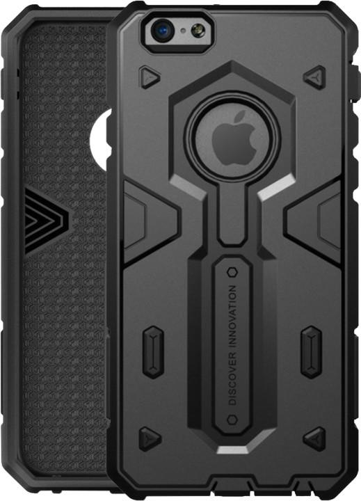 Nillkin Defender II ochranné pouzdro pro iPhone 6/6S - Černé