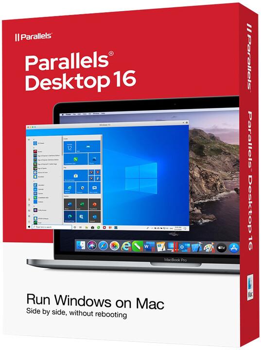 Parallels Desktop 16 for Mac Retail Box