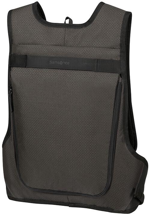 "Samsonite batoh Hull na notebook 15.6"", ultratenký, černá"