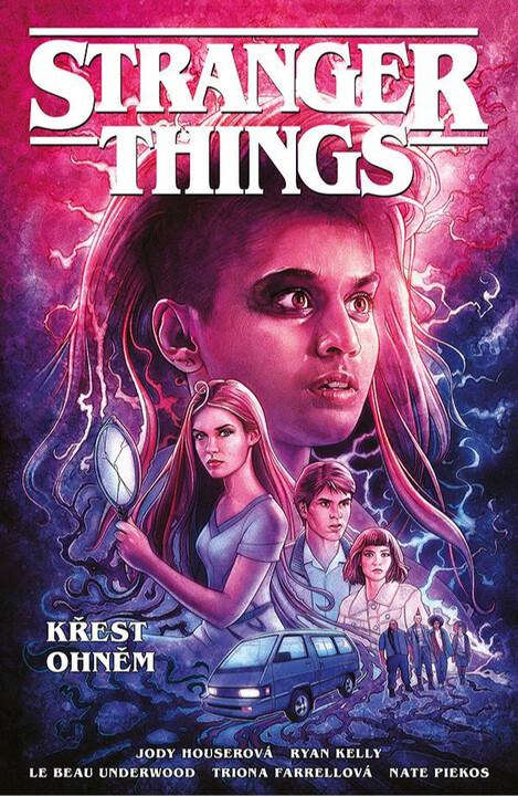 Komiks Stranger Things - Křest ohněm