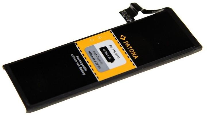 Patona baterie pro iPhone 5 1450mAh 3,7V Li-Pol + nářadí