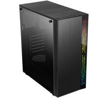 1stCool RAINBOW 1, RGB LED pásek, TG, černá