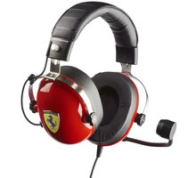 Thrustmaster T.Racing Scuderia Ferrari Edition, černá/červená