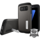 Spigen Slim Armor, gunmetal - Galaxy S7