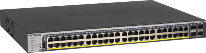 NETGEAR GS752TPv2 Smart Managed Pro Switch