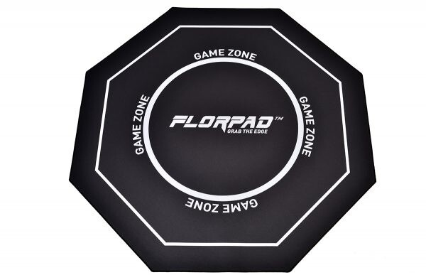 Florpad Game Zone, černá