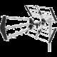 Emos EM-16LTE, 0–100 km DVB-T2, venkovní