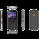Aligator A880, černá + nabíjecí stojánek