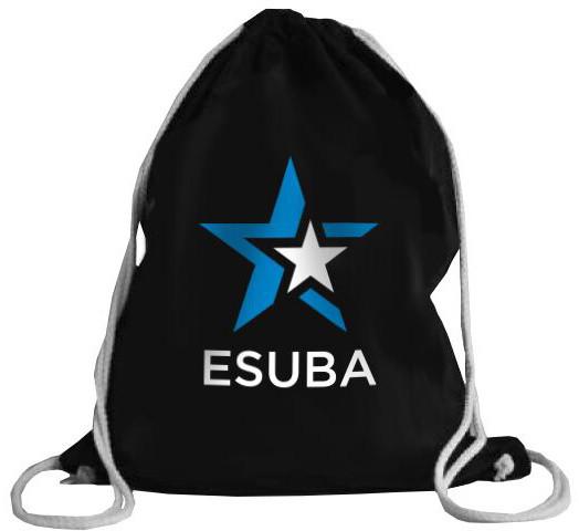 eSuba vak s logem