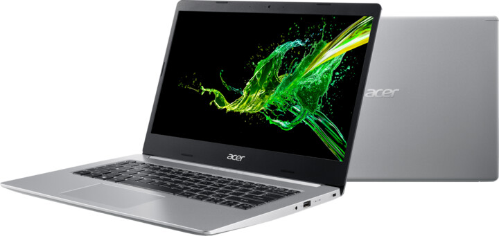 Acer Aspire 5 (A514-53-35ST), stříbrná