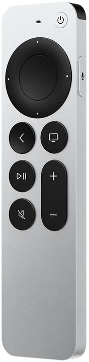 Apple TV Remote, dálkové ovládání, stříbrná
