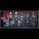 Podložka pod myš Assassins Creed: Icons, XL, herní, látková