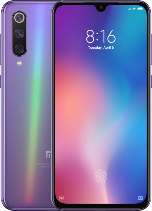 Xiaomi Mi 9SE, 6GB/64GB, Lavender Violet