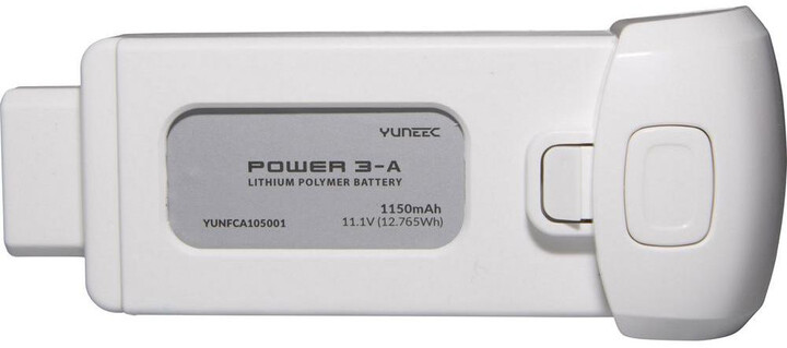 YUNEEC akumulátor pro BREEZE - 3S 1150mAh 11,1V (12,765Wh)