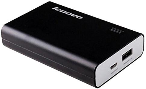 Lenovo PA7800 powerbank 7800mAh, černá