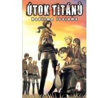 Komiks Útok titánů 04 - 9788074493157