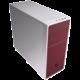 BITFENIX Neos, bílá/červená  + Voucher až na 3 měsíce HBO GO jako dárek (max 1 ks na objednávku)