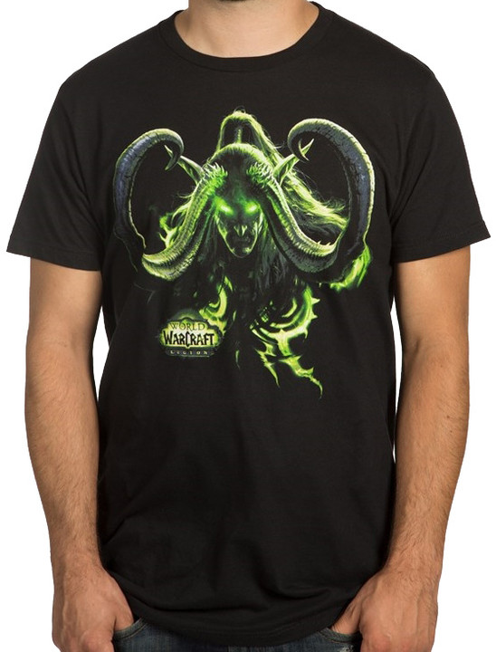 World of Warcraft: Legion - Illidan's Revenge (US XL / EU XXL)