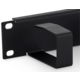 "Triton vyvazovací panel RAB-VP-X21-A1, 19"", 1U, 70x40mm, 6x háček, černý"