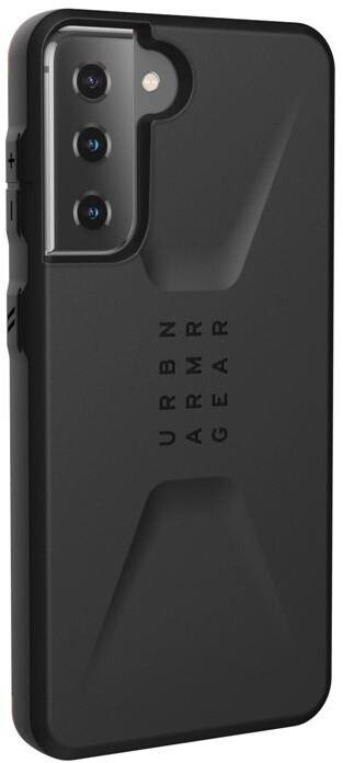 UAG ochranný kryt Civilian pro Samsung Galaxy S21, černá