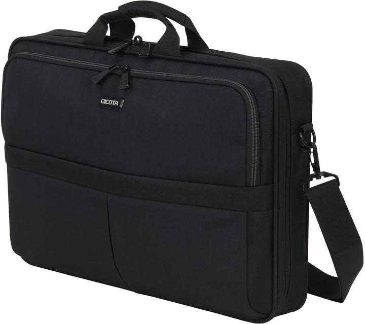 """DICOTA Multi SCALE - Brašna na notebook - 15.6"""" - černá"""