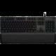 Logitech G513 Carbon, Romer-G Tactile, černá, CZ  + Voucher až na 3 měsíce HBO GO jako dárek (max 1 ks na objednávku)
