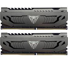Patriot VIPER Steel 16GB (2x8GB) DDR4 4133 CL 19 PVS416G413C9K