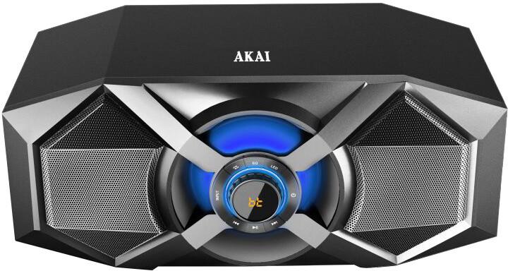 AKAI ABTS-P6, černá