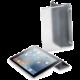 """Cellularline CLEAR VIEW průhledný kryt se stojánkem pro iPad Pro 9,7"""", tmavě šedá"""