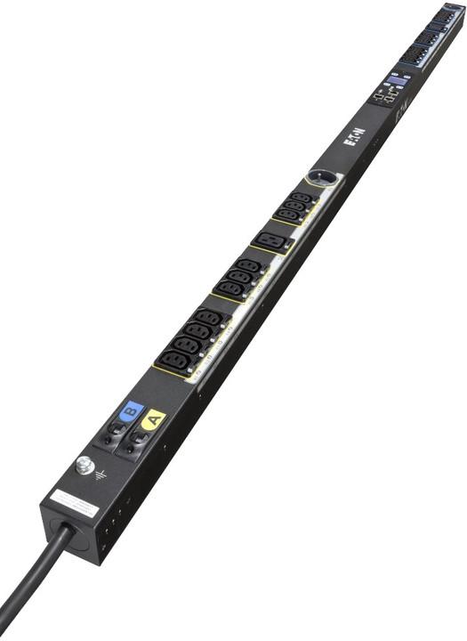 Eaton ePDU, řízenéIEC, 0U, In: IEC60309 32A 1P, Out: 20xC13:2xC19:2xFR