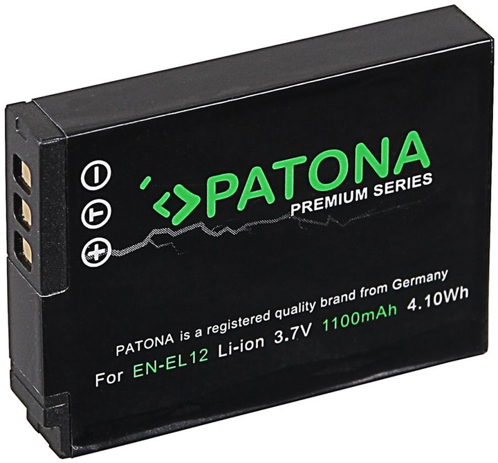 Patona baterie pro Sony NP-FM500H 1100mAh Li-Ion Premium