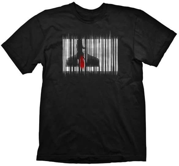 Hitman - Barcode (XL)