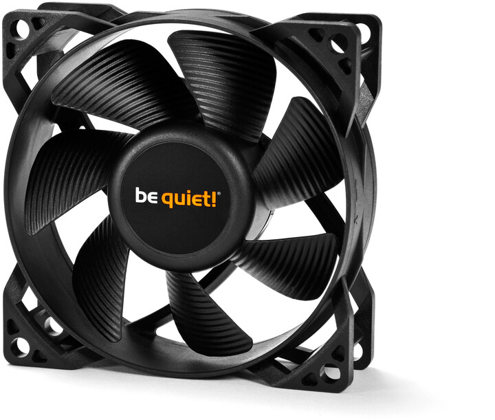 Be quiet! Pure Wings 2 80mm, PWM