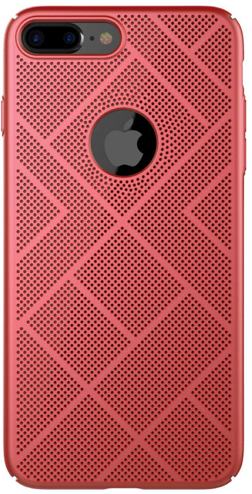 Nillkin Air Case Super Slim pro iPhone 7/8, Red
