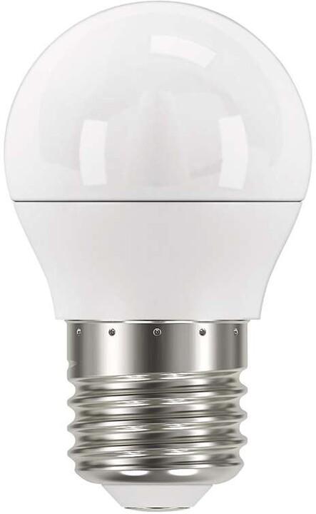 Emos LED žárovka Classic Mini Globe 6W E27, teplá bílá