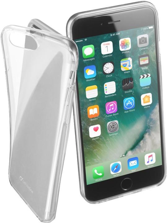 CellularLine Fine extratenký zadní kryt pro Apple iPhone 7 Plus, bezbarvá