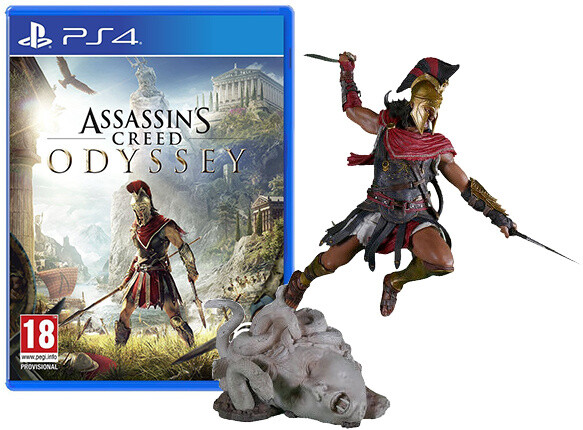 Hra PS4 - Assassin's Creed: Odyssey - Medusa Edition