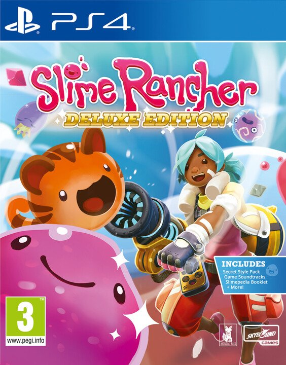 Slime Rancher - Definitive Edition (PS4)