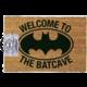 Rohožka Batman - Welcome to the Batcave