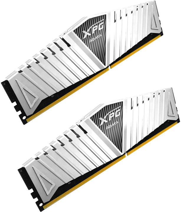 ADATA XPG Z1 16GB (2x8GB) DDR4 2400, bílá