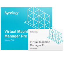 Synology Virtual Machine Manager Pro, 3-nody, 1 rok - VMMPRO-3NODE-S1Y