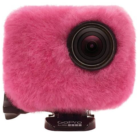 REMOVU Wind Jacket - návlek proti větru, vlhkosti a nečistotami - Shiny Pink