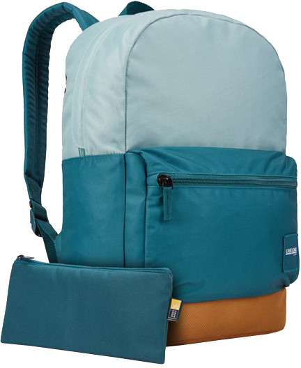 CaseLogic batoh Commence 24L, světle modrá/kmínově hnědá