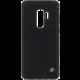 BMW Hexagon Leather Hard Case Black pro Samsung G965 Galaxy S9 Plus  + Voucher až na 3 měsíce HBO GO jako dárek (max 1 ks na objednávku)