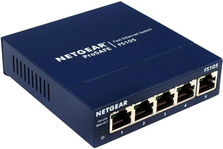NETGEAR FS105 ProSafe