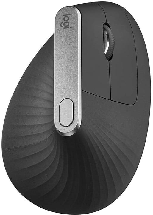 Logitech MX Vertical, černá