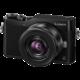 Panasonic Lumix DMC-GX800, černá + 12-32 mm  + Voucher až na 3 měsíce HBO GO jako dárek (max 1 ks na objednávku)