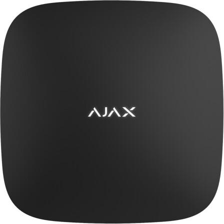 BEDO AJAX Hub Plus - Centrální ovládací panel (ústředna) s Wi-Fi, černá