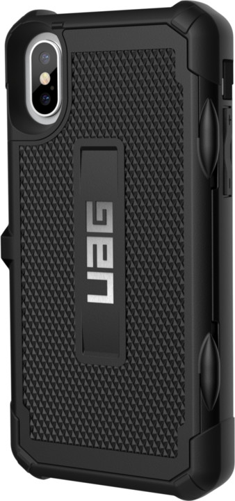 UAG trooper case Black - iPhone X, black