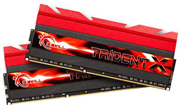 G.SKill TridentX 8GB (2x4GB) DDR3 2400 CL10